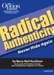 Radical Authenticity
